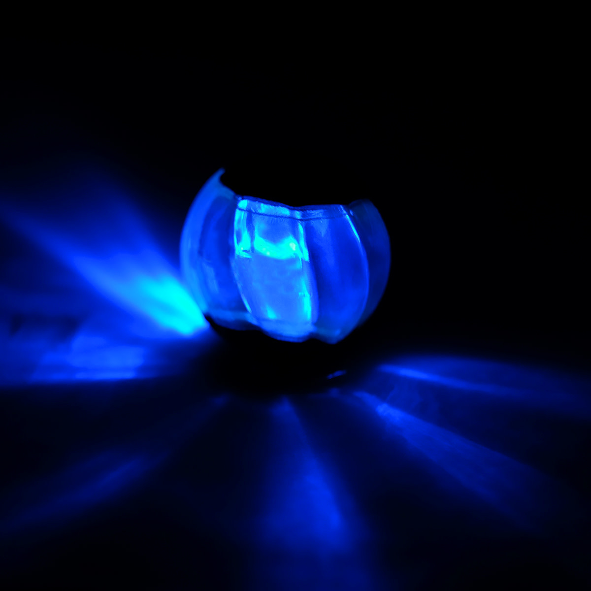 Duo Ball 6.3cm w/ LED- 2pk-1