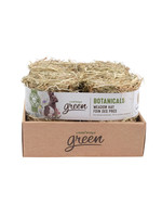 Living World Green Meadow Hay Bale - Natural - 4 pack - 150 g each