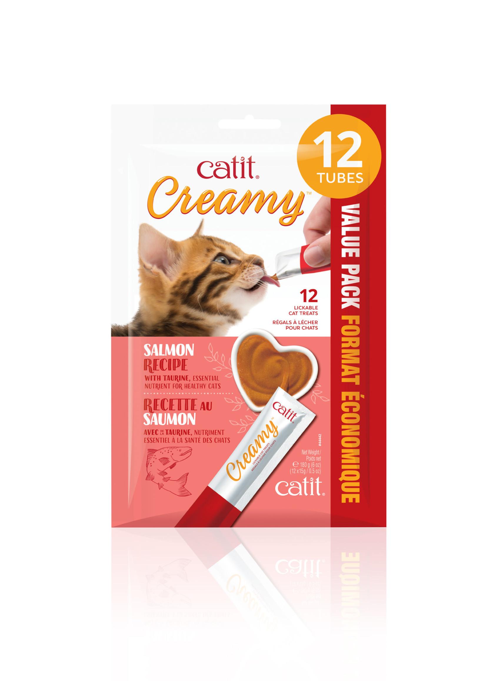 CatIt Creamy Assorted Cat Treat 15g