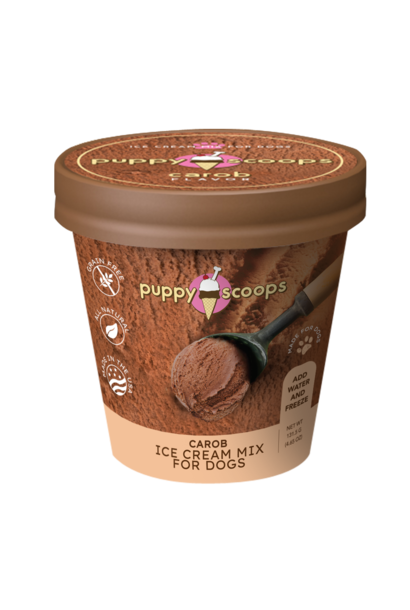 Puppy Cake - Puppy Scoops Carob 2.32oz