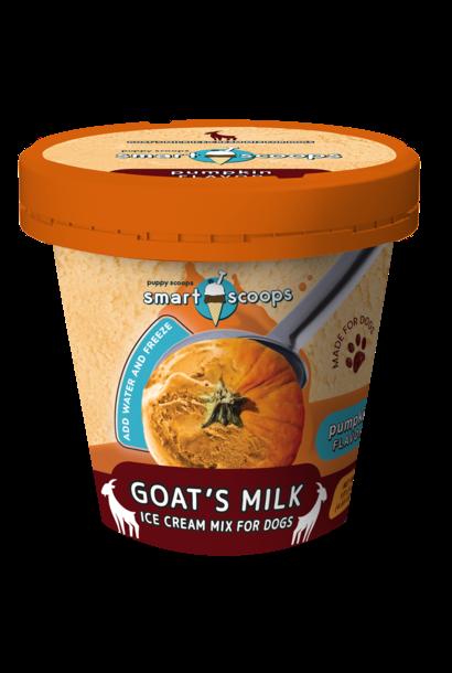 Puppy Cake - Goat's Milk Ice Cream Mix - Pumpkin (5.35 oz)