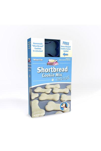 Puppy Cake - Shortbread Cookie Mix + Cutter Puppy Cake - Shortbread Cookie Mix + Cutter