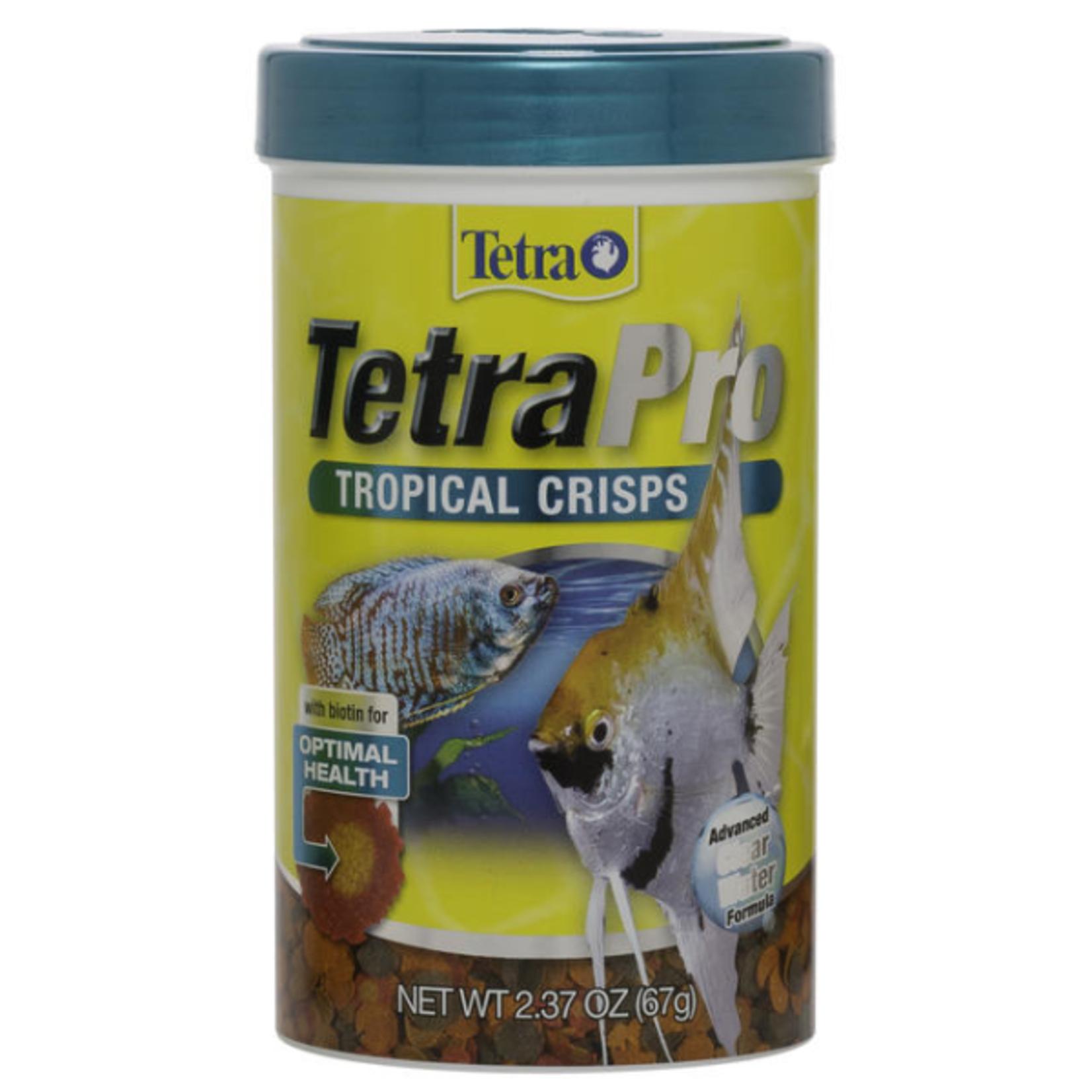 Tetra TetraPro Tropical Crisps 2.37OZ