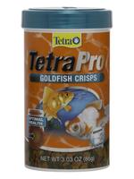 TetraPro TetPro Goldfish Crisps 3.03 OZ
