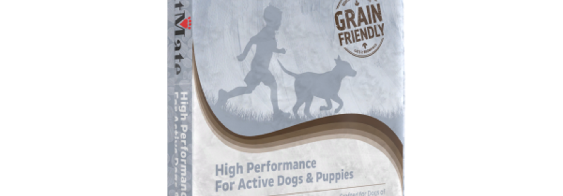 Grain Friendly High Performance Dog -25lb