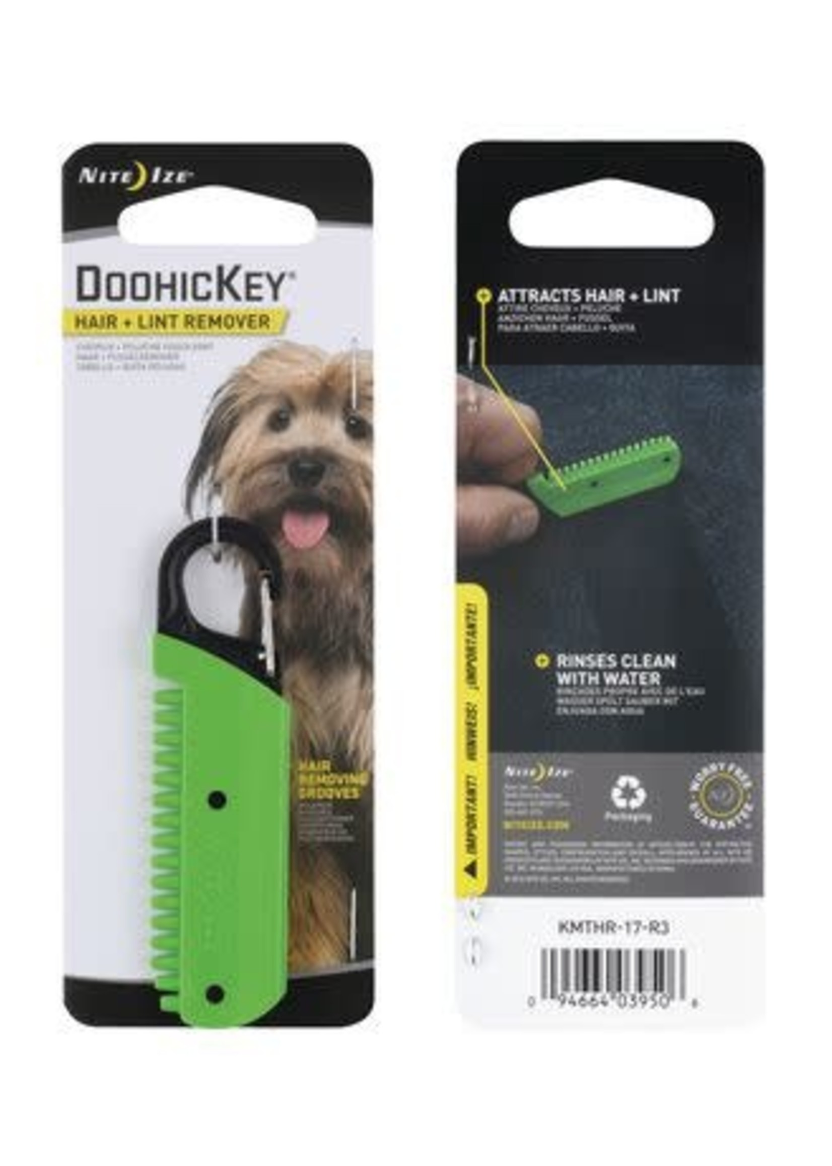 Nite Ize Doohickey Hair & Lint Remover