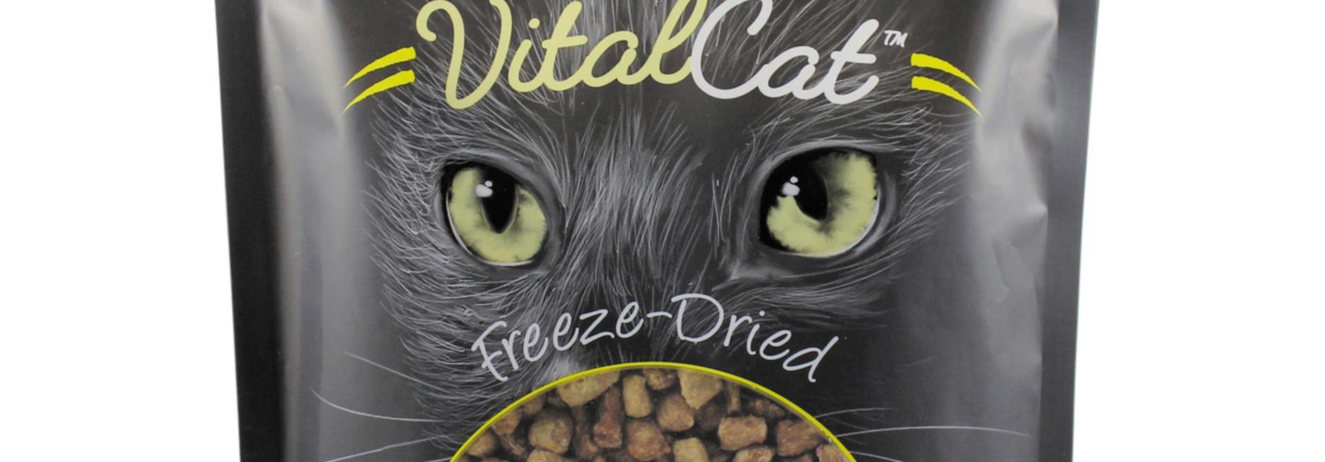 Cat GF Freeze Dried Food Duck Mini Nibs Cat - Food - 12 oz