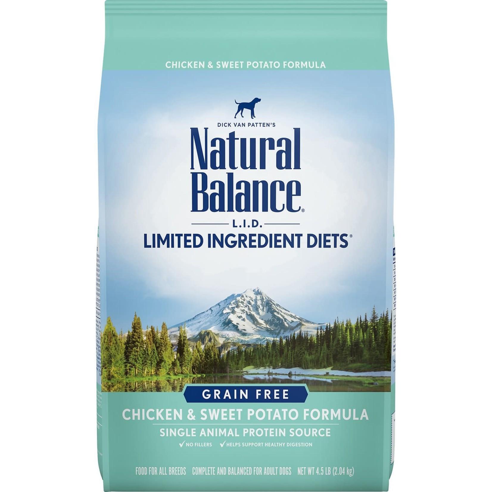 Natural Balance Natural Balance - Chicken & Sweet Potato