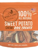 Wholesome pride Sweet Potato Chews 16OZ