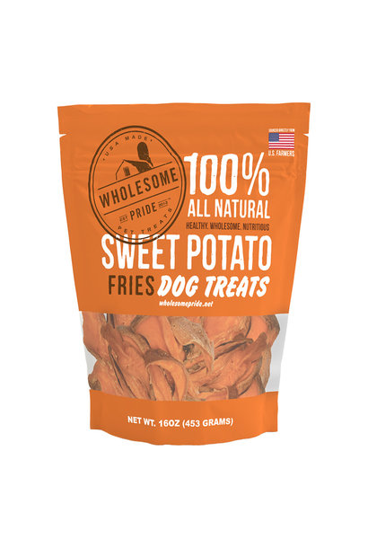 Sweet Potato Fries 16OZ