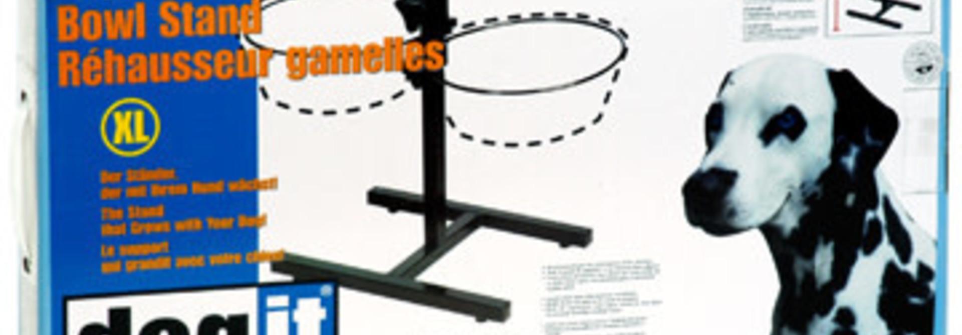 Dogit Adjustable Diner Stand, fits (2) 73515