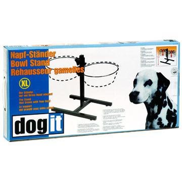 Dogit Adjustable Diner Stand, fits (2) 73515-1