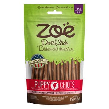 Dental Sticks for Puppies - Cinnamon Flavour - 175 g (6.2 oz)-1