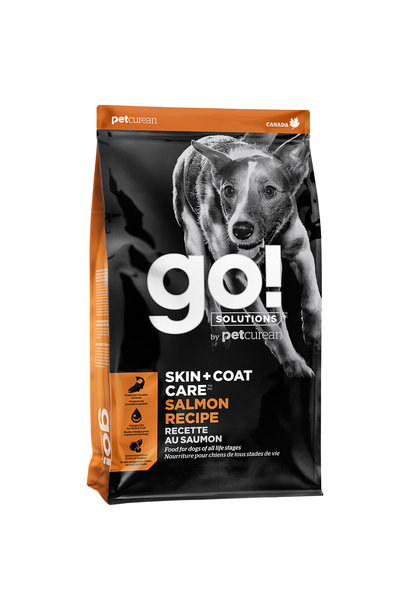GO! Dog Skin & Coat Care Salmon 11.3kg
