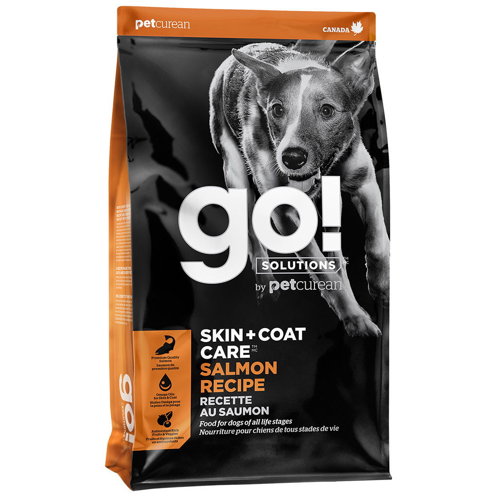 GO! Dog Skin & Coat Care Salmon 11.3kg-1