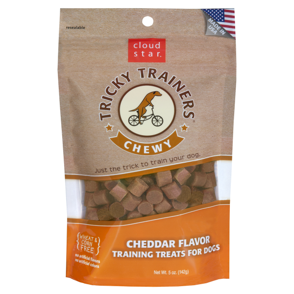 Chewy - Tricky Trainers - Cheddar-1