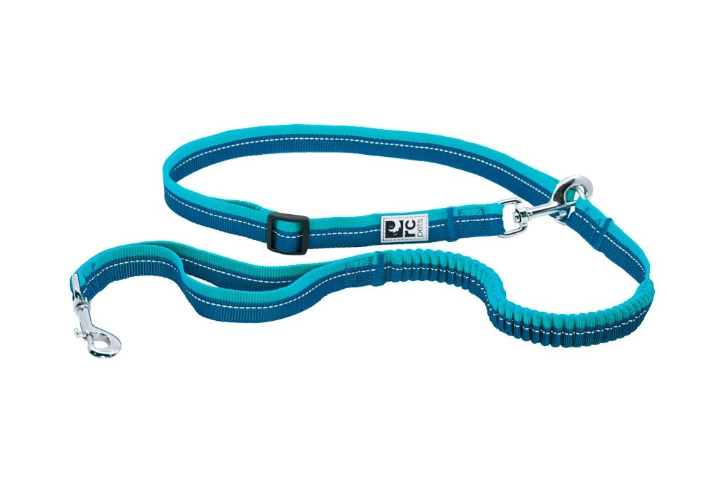 Bungee Active  Leash Arctic Blue/Teal-2