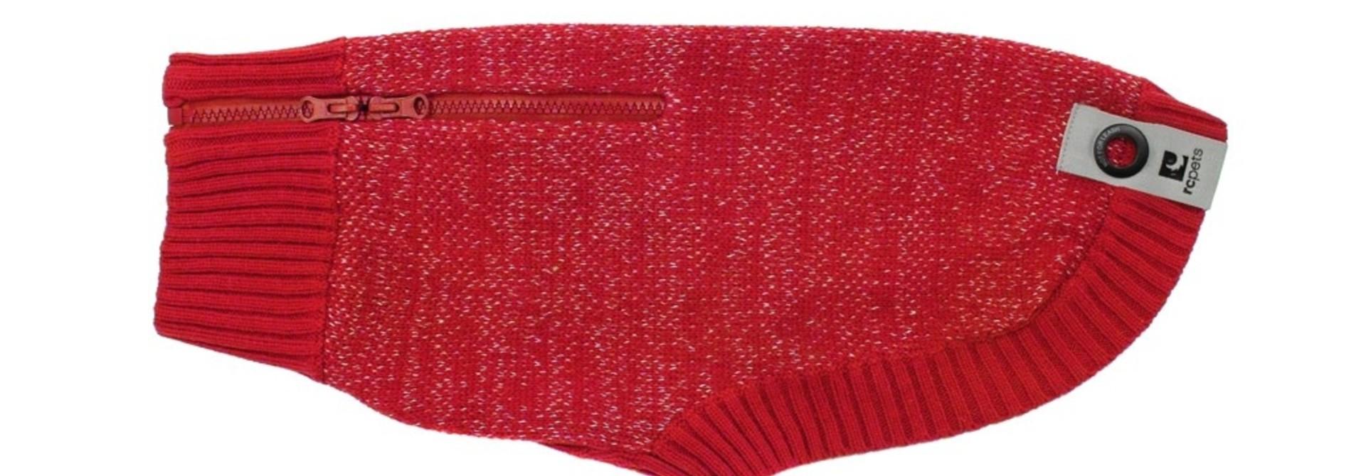 Polaris Sweater L Red