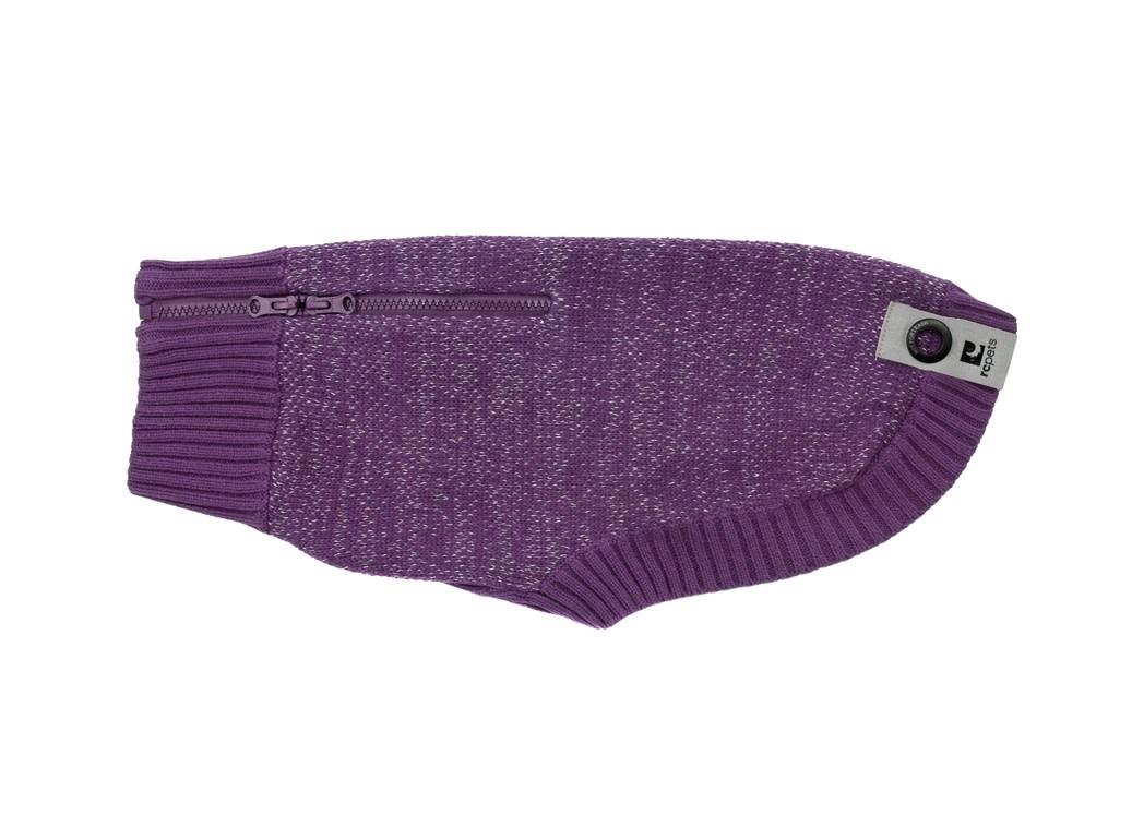Polaris Sweater L Plum Purple-1