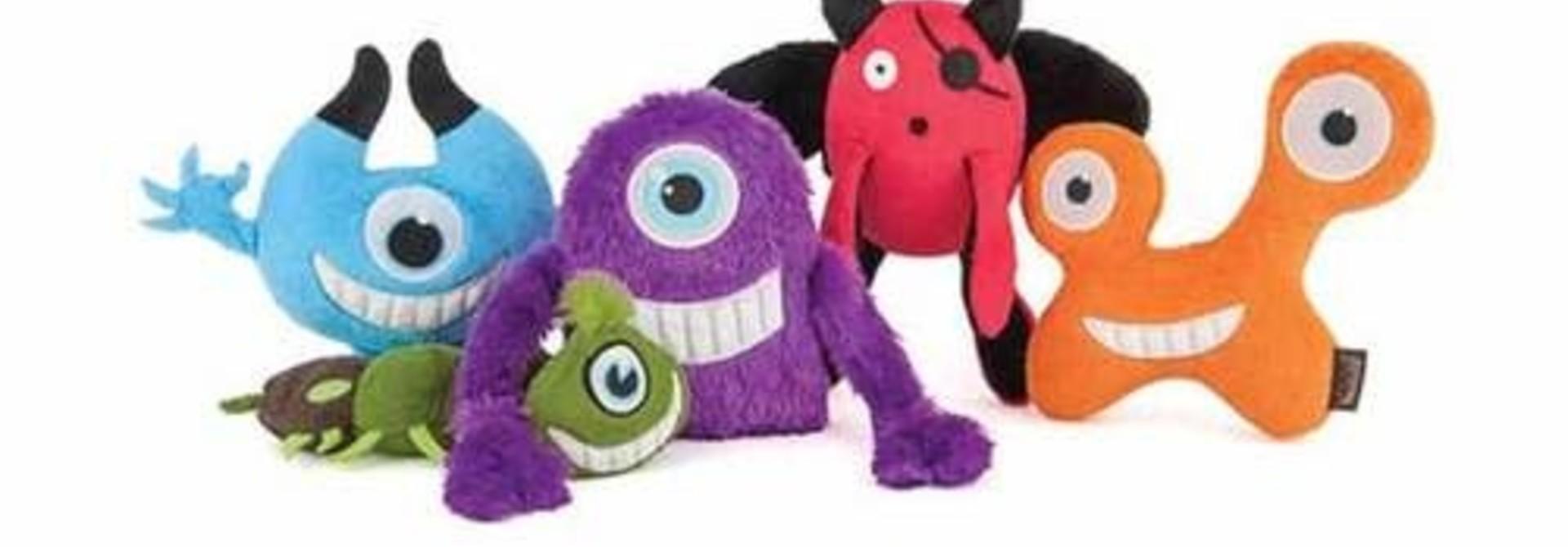 Momo Assorted Monster Toys-Dog