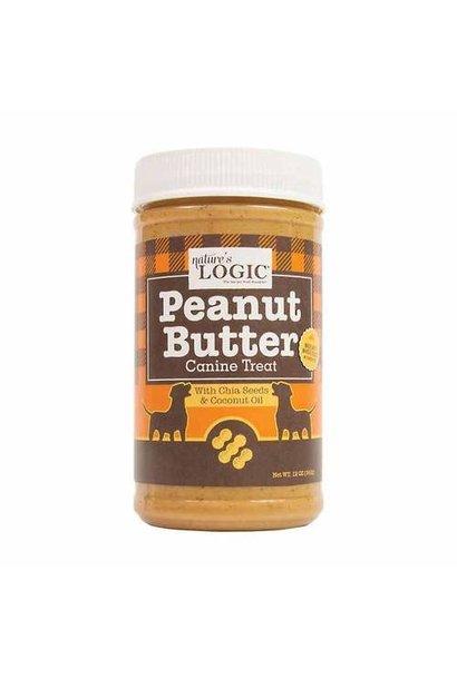 Canine Peanut Butter Treat 12oz