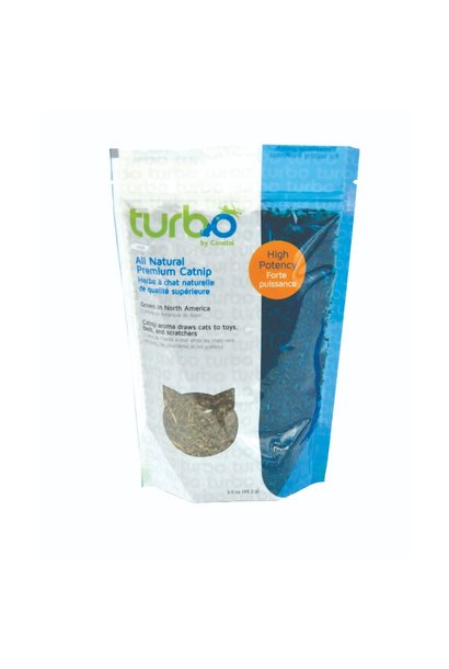 Turbo Bulk Catnip -Resealable Pouch
