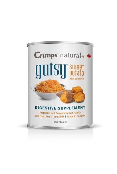 Gutsy Canned Sweet Potato Puree 13.3oz
