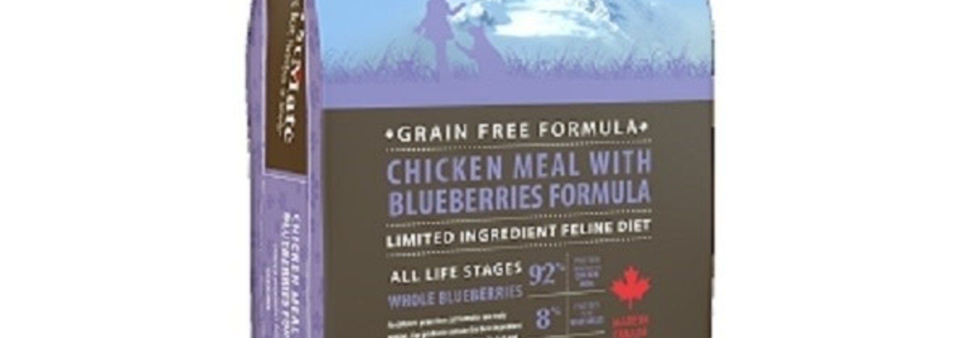 Cat Chicken with Blueberries GF 4.54kg/10lb