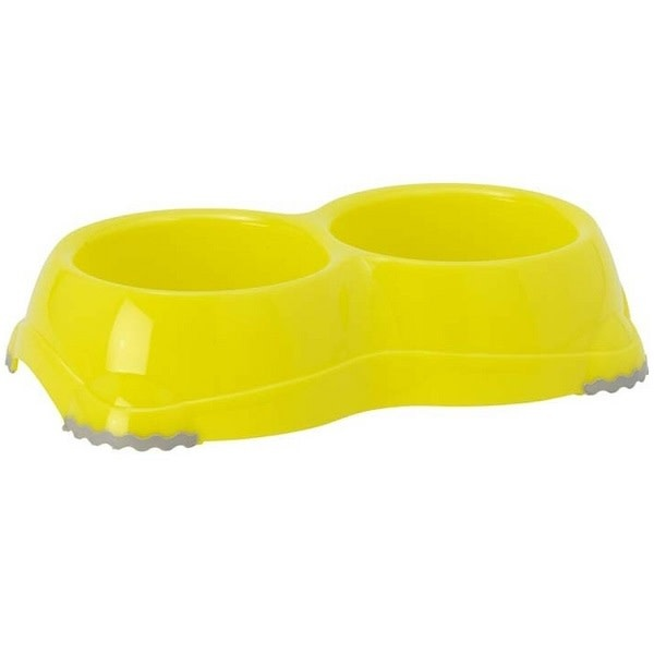 Double Smarty No-Slip Bowl -Small 11oz-1
