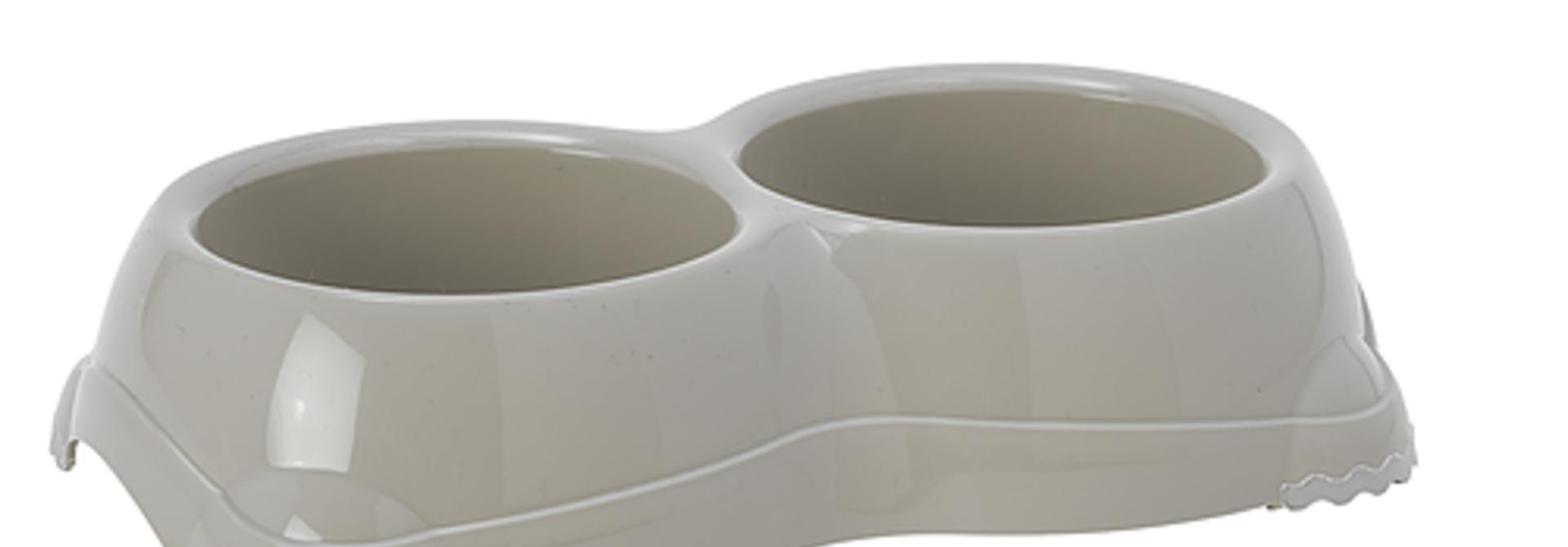 Double Smarty No-Slip Bowl -Small 11oz
