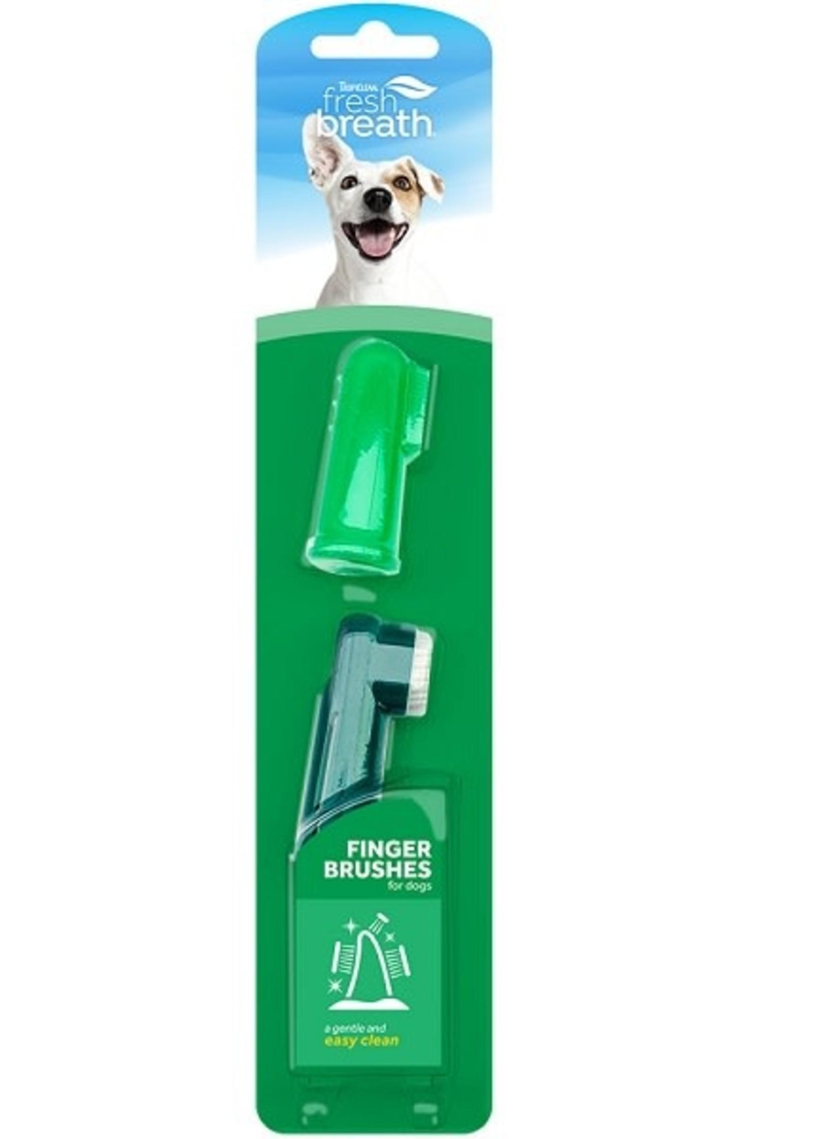 Finger Brushes 2pc-Dogs