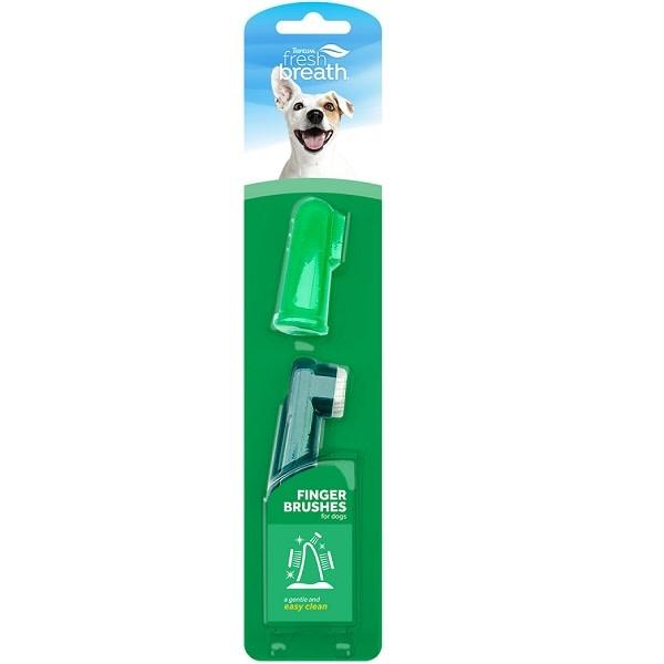 Finger Brushes 2pc-Dogs-1