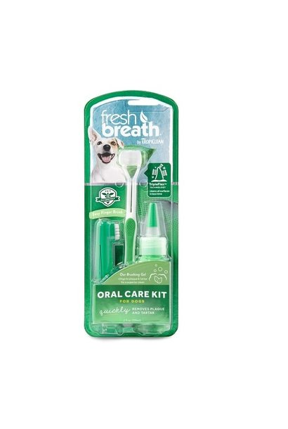 Oral Care Kit For Large Dogs 2oz