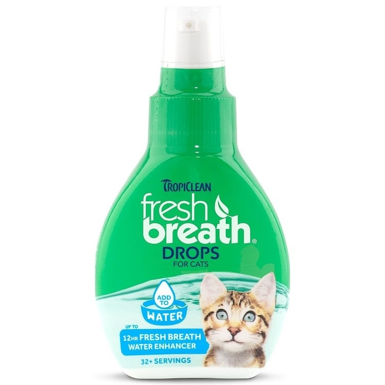 Fresh Breath Drops - Cat 2.2oz-1
