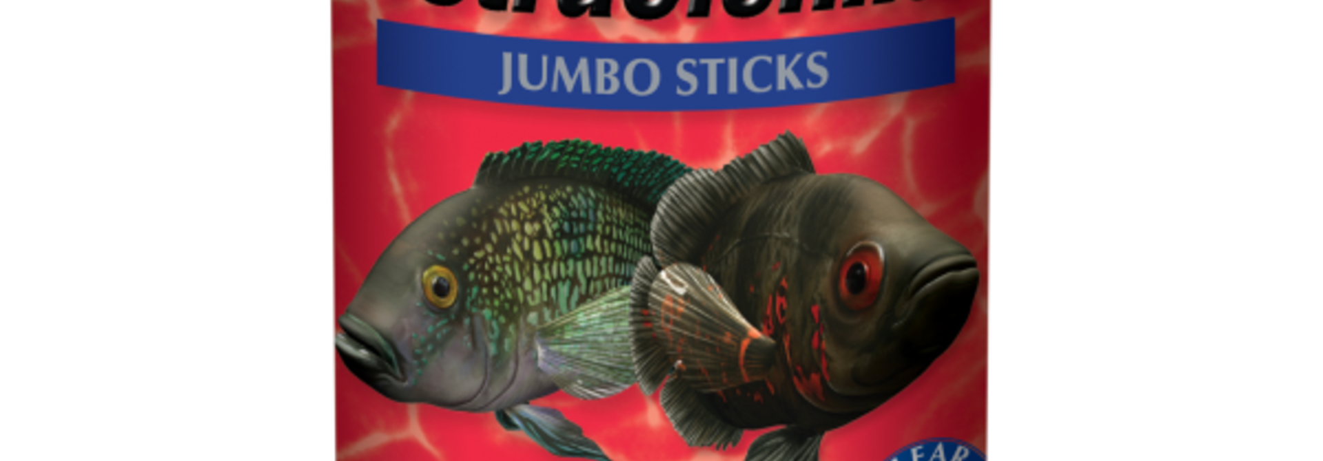 Floating Cichlid Sticks 375ML
