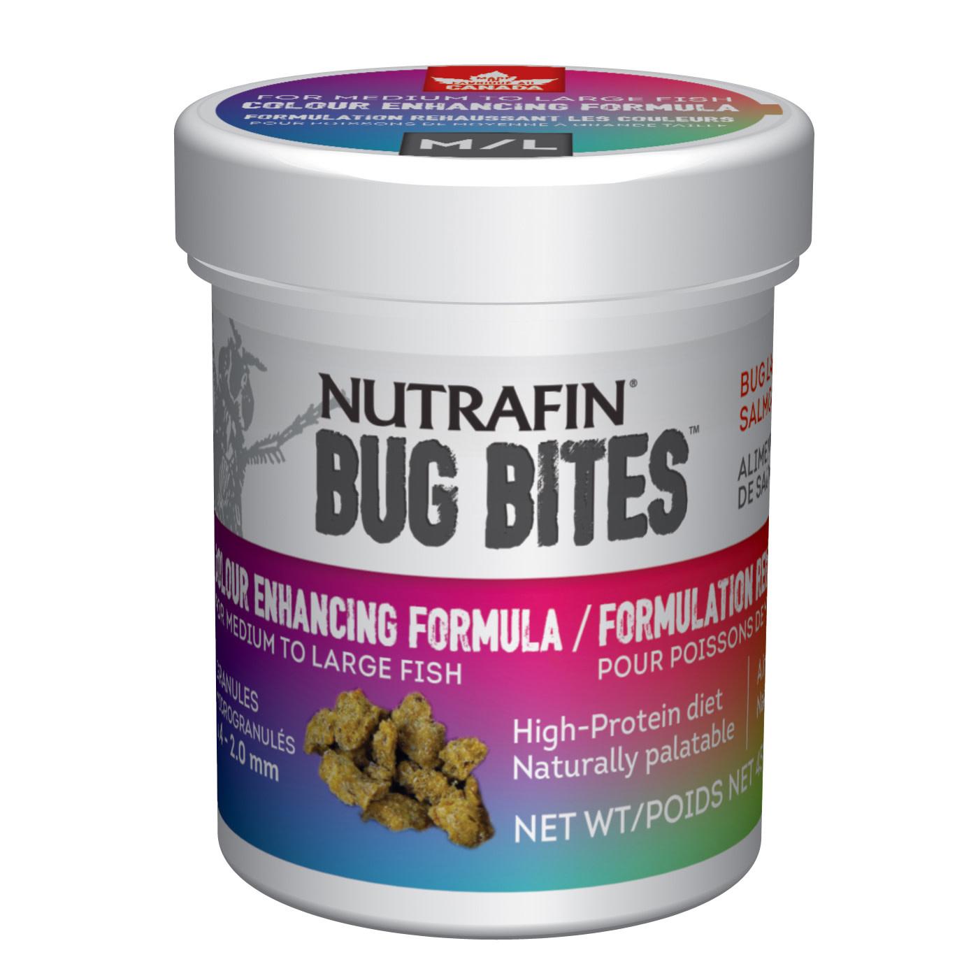 BugBites Colour Enhancing Med-Lrg 45g-1