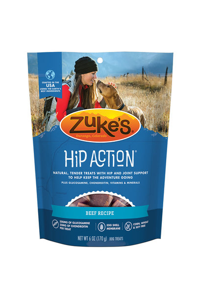 Hip Action Beef 6OZ