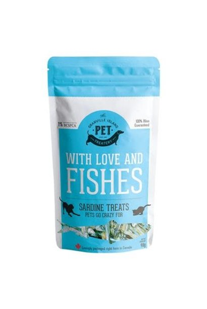 With Love and Fishes 90g