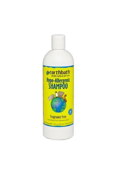 Hypo Allergenic Shampoo 16oz