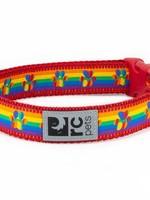 RC Pets Clip Collar - Rainbow Paws