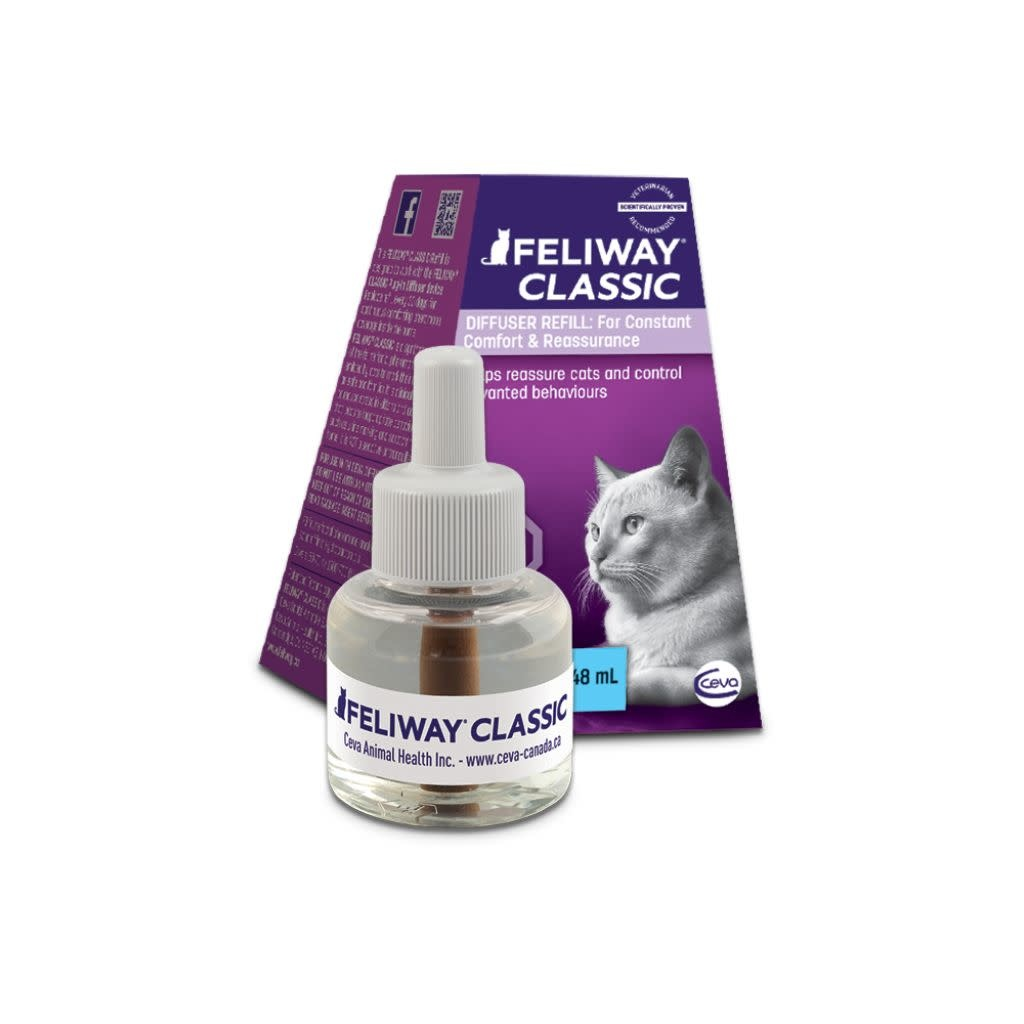 Classic Calming Diffuser Refill 48mL-Cat-1