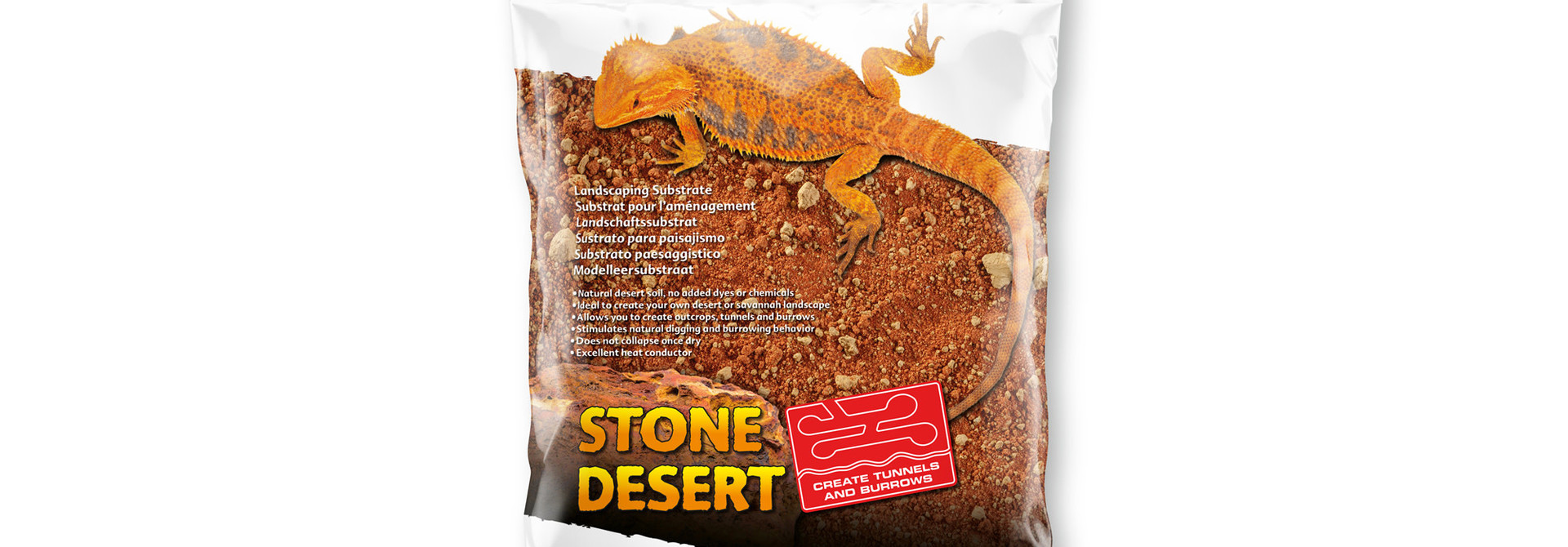 Desert Substrate, Outback Red 5kg