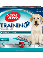 """Simple Solutions Original Training Pads 23"""" x 24""""  100Count"""