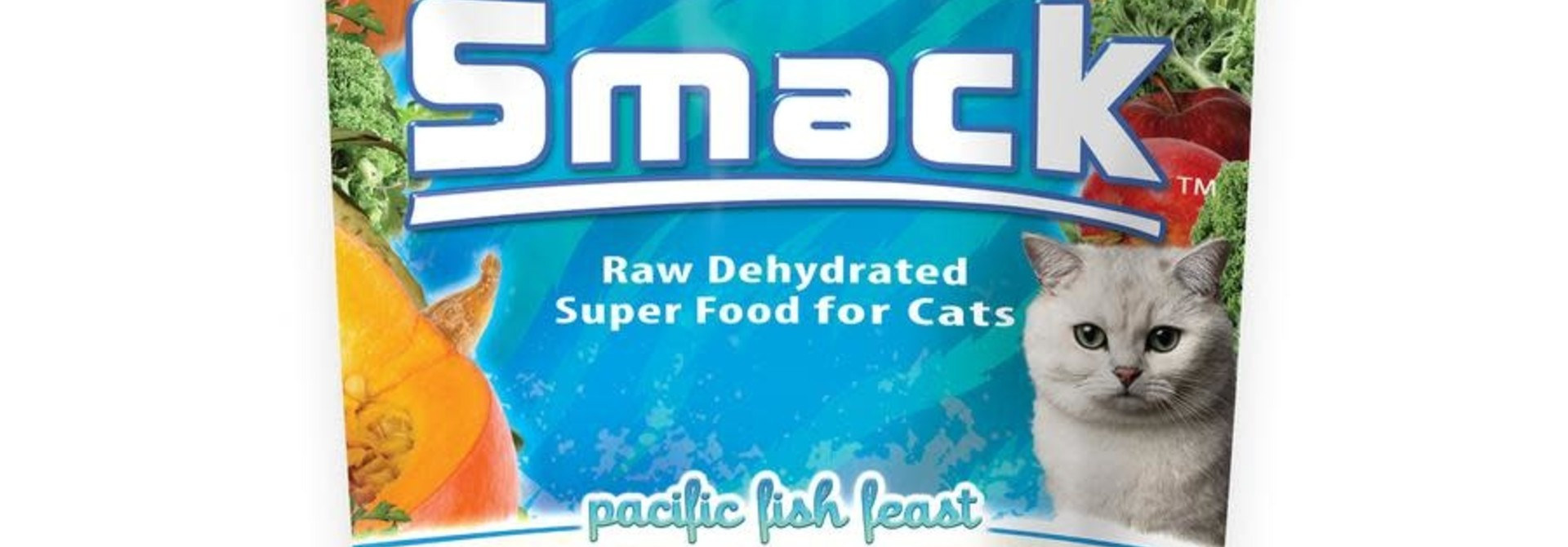 Smack Pacific Fish Feast for Cats 1.5kg