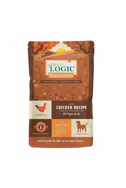 Distinction Dog Food - Chicken - 24lb -Special Order