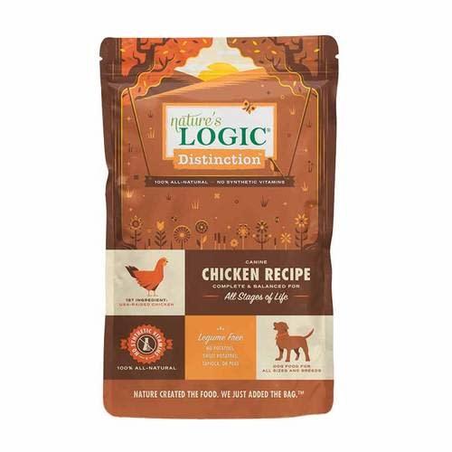 Distinction Dog Food - Chicken - 24lb-1