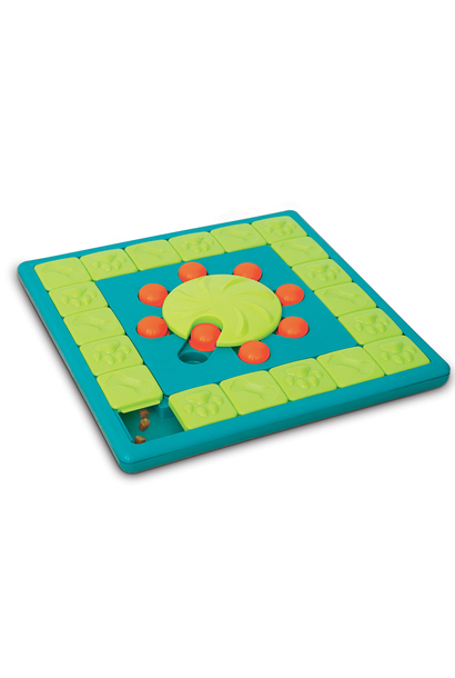 Dog Multipuzzle Blue