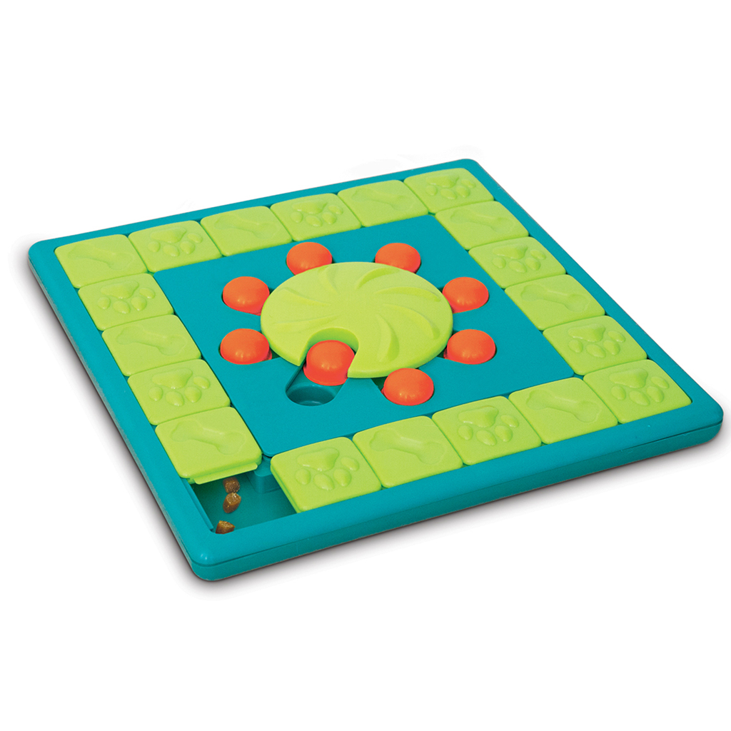 Dog Multipuzzle Blue-1