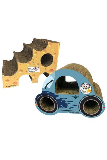 Play & Seek Small Animal Toy