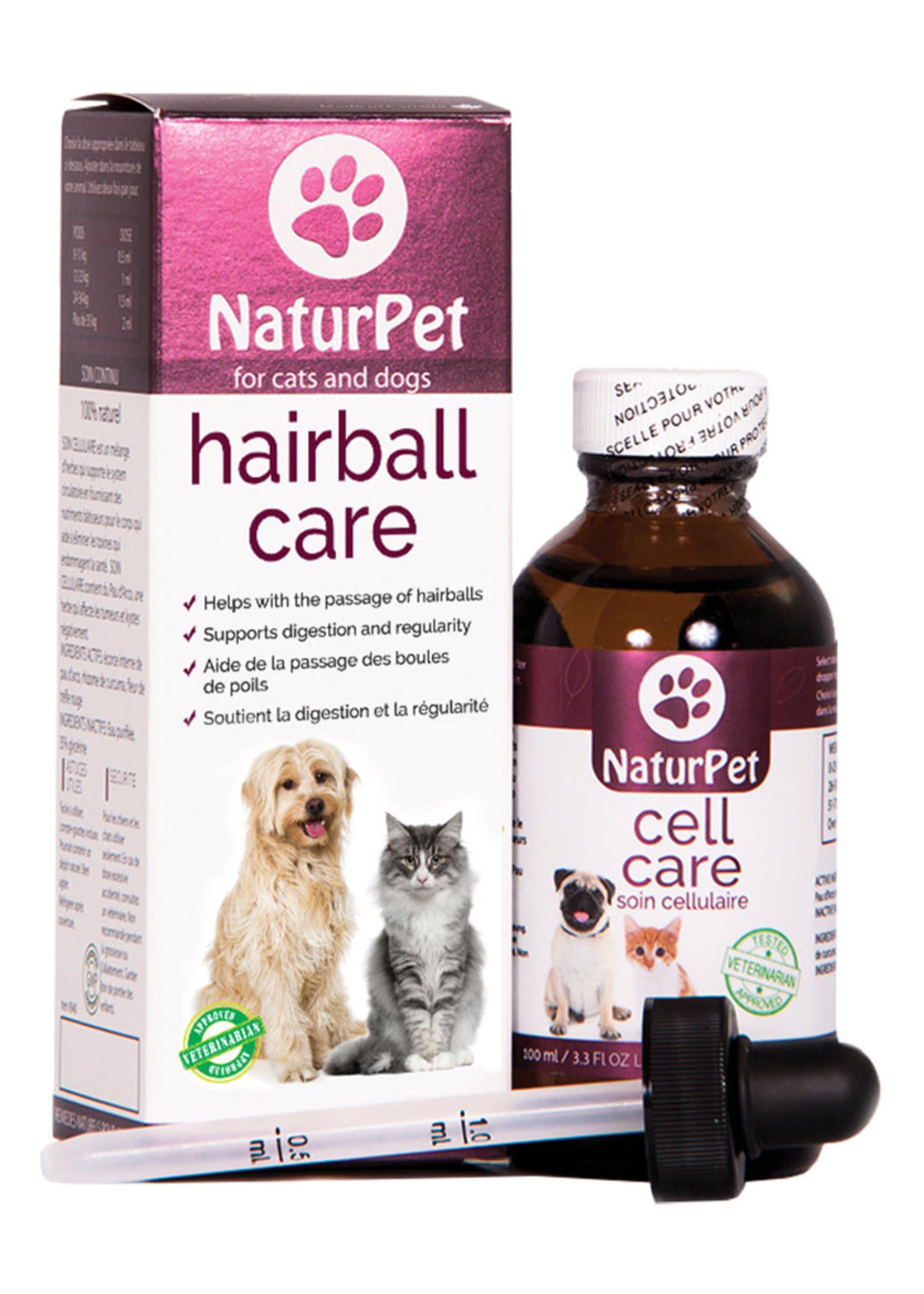 Naturpet Hairball Care 100ML / Cat